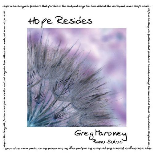 دانلود آلبوم موسیقی Hope Resides توسط Greg Maroney
