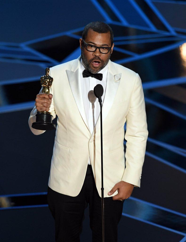 Jordan Peele Oscar 2018