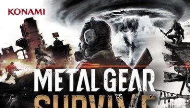 دانلود موسیقی متن بازی Metal Gear Survive