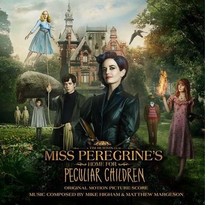دانلود موسیقی متن فیلم Miss Peregrine's Home for Peculiar Children