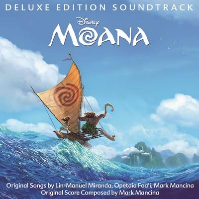 دانلود موسیقی متن فیلم Moana