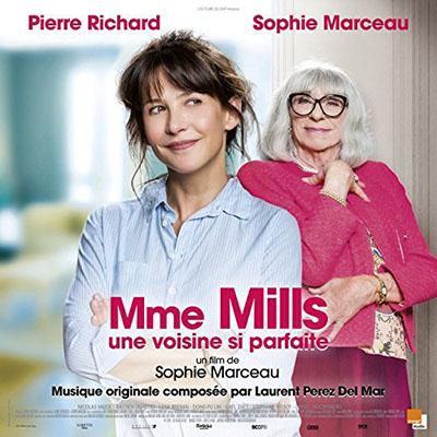 دانلود موسیقی متن فیلم Mme Mills, une voisine si parfaite