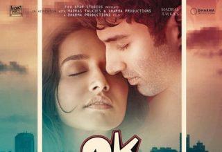 دانلود موسیقی متن فیلم Ok Jaanu