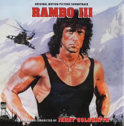 دانلود موسیقی متن فیلم Rambo III