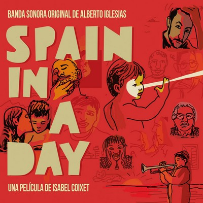 دانلود موسیقی متن فیلم Spain In a Day