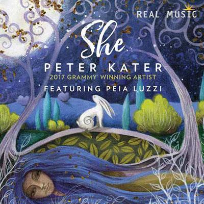 دانلود آلبوم موسیقی She توسط Peter Kater