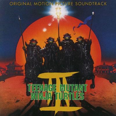 دانلود موسیقی متن فیلم Teenage Mutant Ninja Turtles III