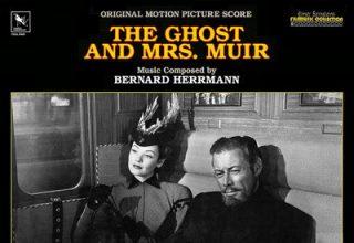 دانلود موسیقی متن فیلم The Ghost and Mrs. Muir
