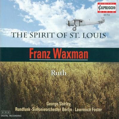 دانلود موسیقی متن فیلم The Spirit Of St. Louis / The Story Of Ruth