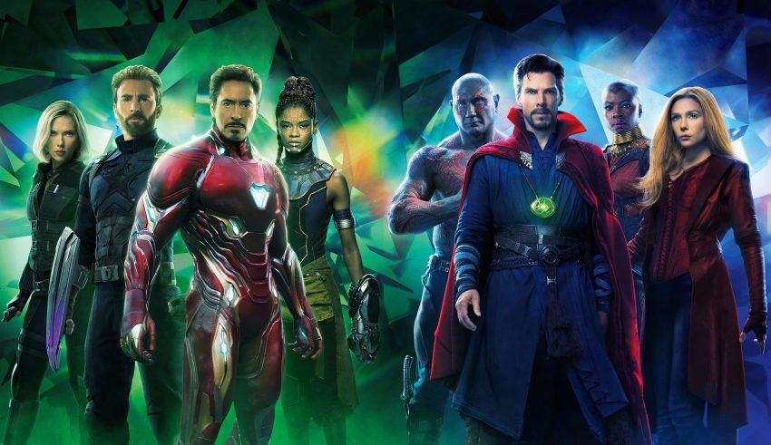 Avengers: Infinity War 2018 Empire Magazine Cover Wallpaper