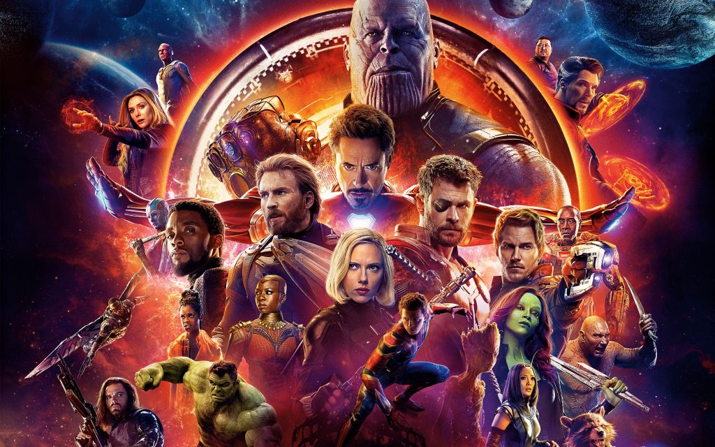 Avengers: Infinity War 4k Wallpaper