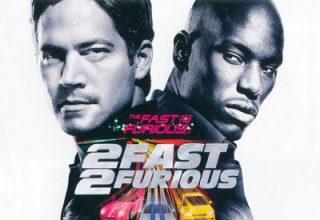 دانلود موسیقی متن فیلم The Fast And The Furious 2 – توسط David Arnold