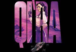 Emilia Clarke As Qira Solo: A Star Wars Story 4k Wallpaper
