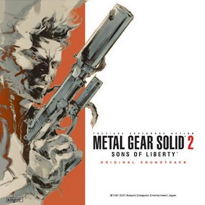 دانلود موسیقی متن بازی Metal Gear Solid 2 Sons Of Liberty – توسط Harry Gregson ,Williams Norihiko Hibino,Rika Muranaka Tappy