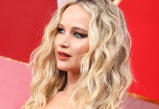Jennifer Lawrence at Oscars 2018 Wallpaper