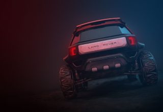 Land Rover Concept Artistic Artwork Wallpaper