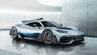 Mercedes AMG Project One 2019 4k Wallpaper