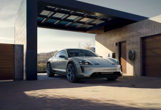 Porsche Mission E Cross Turismo Geneva 2018 4k Wallpaper