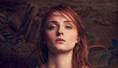 Sophie Turner Portrait Wallpaper