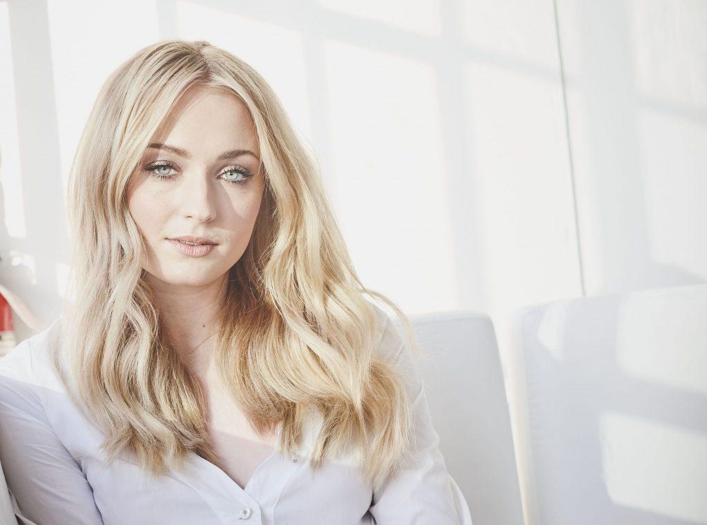 Sophie Turner Elle 2018 Photoshoot Wallpaper