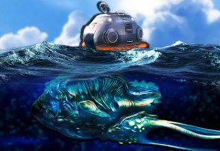 Subnautica Screenshot Underwater 4k Wallpaper