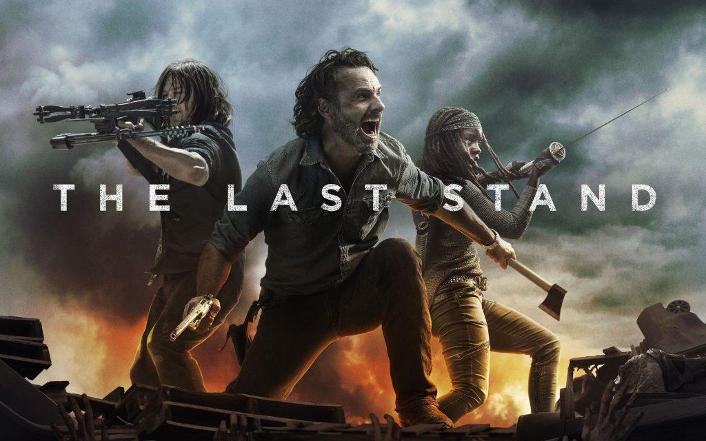 The Walking Dead The Last Stand Season 8 4k Wallpaper