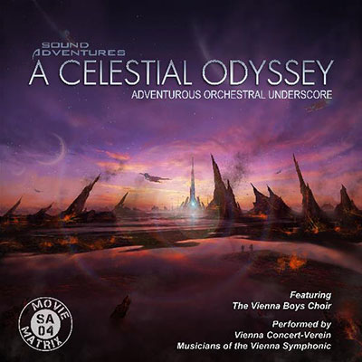دانلود آلبوم موسیقی A Celestial Odyssey توسط Sound Adventures