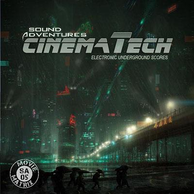 دانلود آلبوم موسیقی Cinema Tech توسط Sound Adventures