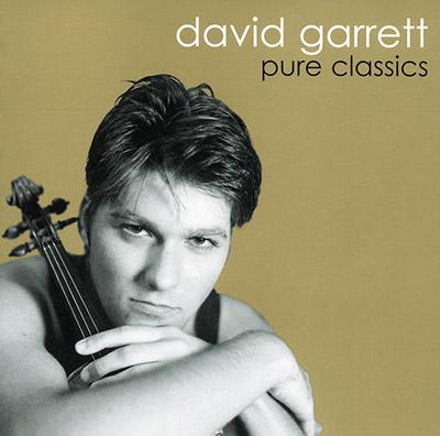 دانلود آلبوم موسیقی David Garrett: Pure Classics توسط David Garrett