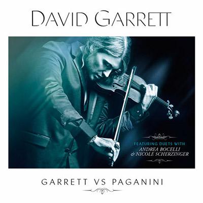 دانلود آلبوم موسیقی Garrett Vs. Paganini توسط David Garrett
