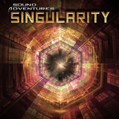 دانلود آلبوم موسیقی Singularity توسط Sound Adventures