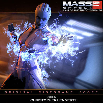 دانلود موسیقی متن بازی Mass Effect 2: Lair of the Shadow Broker – توسط Christopher Lennertz