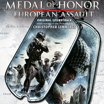 دانلود موسیقی متن بازی Medal of Honor: European Assault – توسط Christopher Lennertz