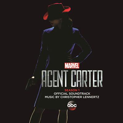 دانلود موسیقی متن سریال Marvel's Agent Carter: Season 1 – توسط Christopher Lennertz