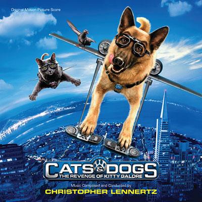 دانلود موسیقی متن فیلم Cats & Dogs: The Revenge of Kitty Galore – توسط Christopher Lennertz