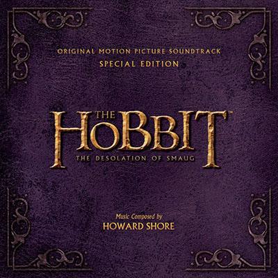 دانلود موسیقی متن فیلم The Hobbit: The Desolation of Smaug – توسط Howard Shore