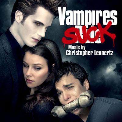 دانلود موسیقی متن فیلم Vampires Suck – توسط Christopher Lennertz