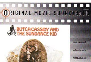 دانلود موسیقی متن فیلم Butch Cassidy And The Sundance Kid – توسط Burt Bacharach