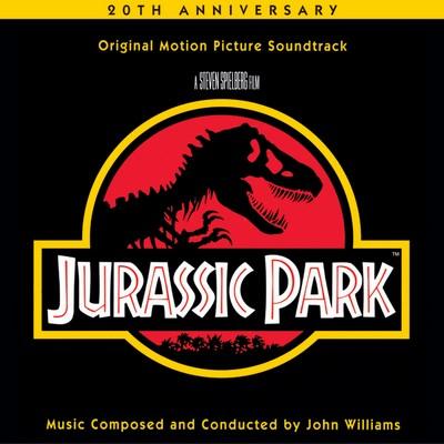 دانلود موسیقی متن فیلم Jurassic Park – توسط John Williams