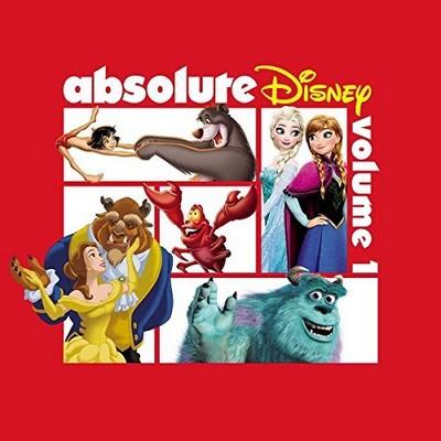 دانلود مجموعه موسیقی متن انتخابی از انیمیشن های دیزنی