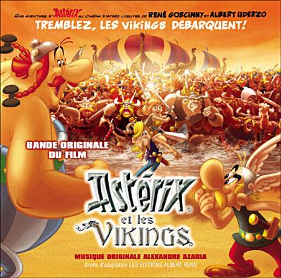 دانلود موسیقی متن فیلم Astérix et les Vikings