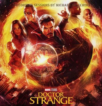 دانلود موسیقی متن فیلم Doctor Strange