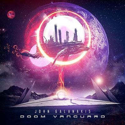 دانلود آلبوم موسیقی Doom Vanguard توسط John Galanakis