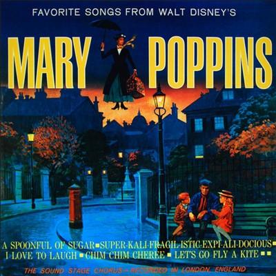 دانلود بهترین های موسیقی متن فیلم Mary Poppins