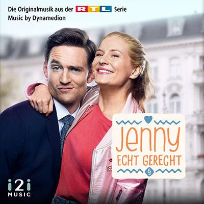 دانلود موسیقی متن سریال Jenny: Echt gerecht