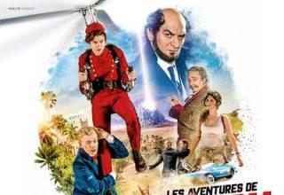 دانلود موسیقی متن فیلم Les Aventures de Spirou et Fantasio