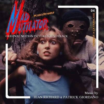دانلود موسیقی متن فیلم Mad Mutilator / Trepanator