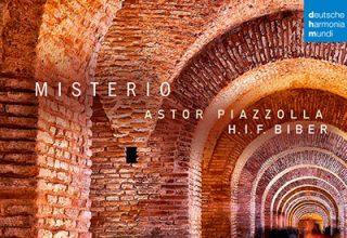 دانلود آلبوم موسیقی Misterio: Biber & Piazzolla توسط Lautten Compagney