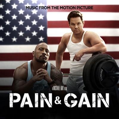 دانلود موسیقی متن غیر رسمی فیلم Pain & Gain