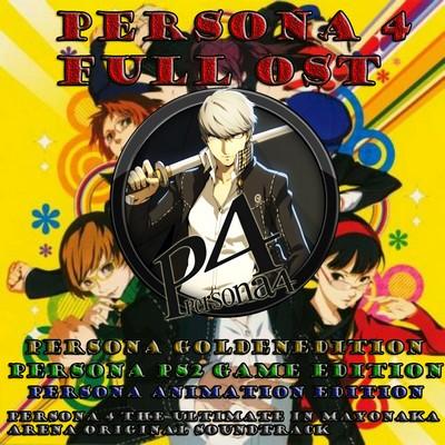 دانلود موسیقی متن بازی Persona 4